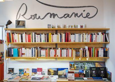 Livres roumains