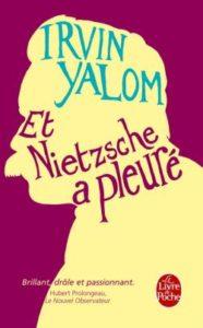 Couverture d'ouvrage: Et Nietzsche a pleuré - Irvin D.Yalom