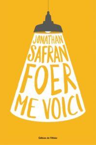 Couverture d'ouvrage: Me voici - Jonathan Safran Foer