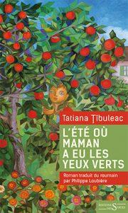 Book Cover: L'été où maman a eu les yeux verts
