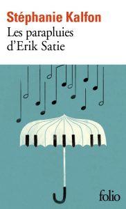 Book Cover: Les parapluies d'Erik Satie