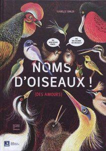 Book Cover: Noms d'oiseaux !