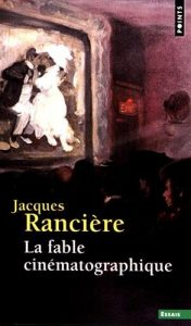 Book Cover: La fable cinématographique