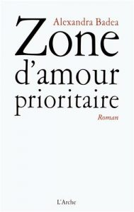 Book Cover: Zone d'amour prioritaire