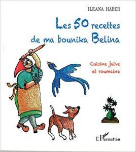 Book Cover: Les 50 recettes de ma bounika belina