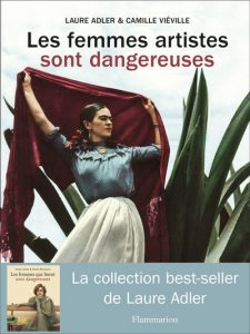 Book Cover: Les femmes artistes sont dangereuses