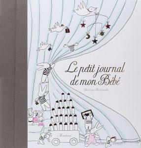 Couverture d'ouvrage: Le petit journal de mon bébé