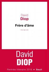 Book Cover: Frère d'âme