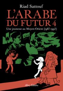 Book Cover: L'ARABE DU FUTUR 4