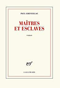 Couverture d'ouvrage: Maîtres et esclaves