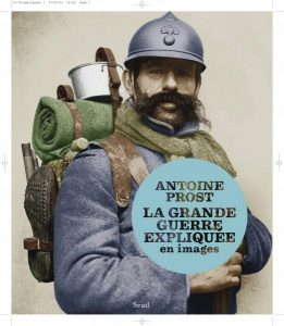 Book Cover: La Grande Guerre expliquée en images