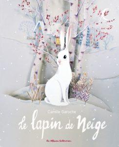 Book Cover: Le lapin de neige
