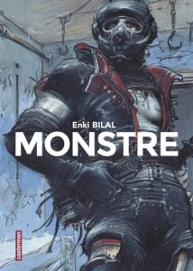 Book Cover: Monstre