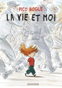 Book Cover: Pico Bogue - La vie et moi
