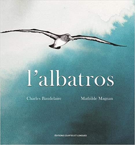 Couverture d'ouvrage: L'albatros